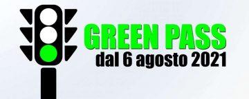 GREEN PASS, DA DOMANI SCATTA L'OBBLIGO